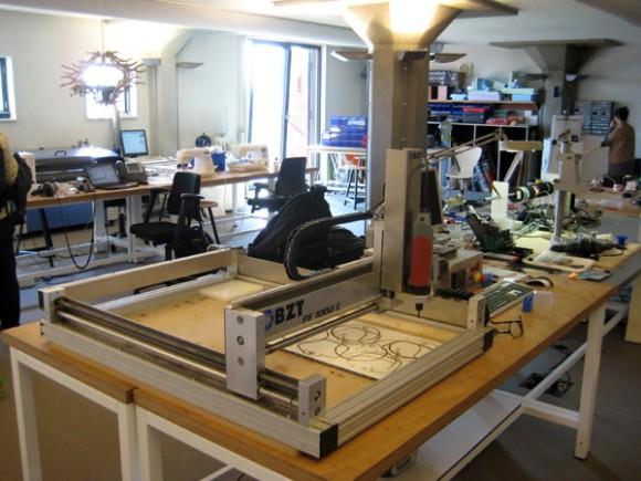 Amsterdam Fab Lab, The Waag Society