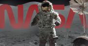 NASA - design perdido no espaço
