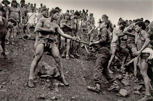 Foto por Sebastião Salgado (1986)