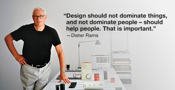 design by dieter rams