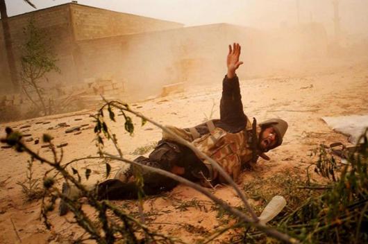 Misrata, Líbia. 2011. Foto por André Liohn.