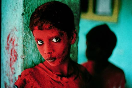 Mumbai, Índia. Foto por Steve McCurry. Veja mais em www.stevemccurry.com.