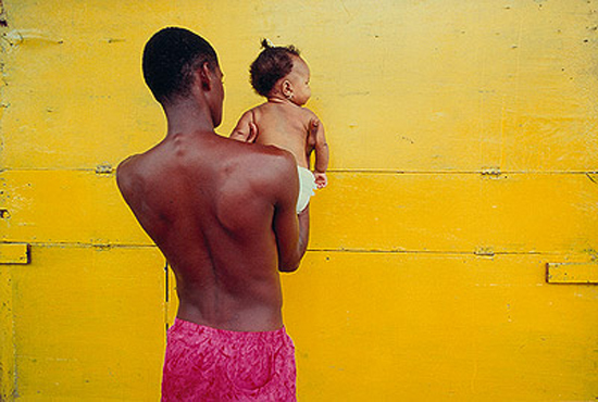 Yellow Bird, 1994. Foto por Walter Firmo.