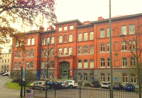A Escola Vasa Lärcentrum é uma das primeiras a adotar o manifesto da Sociedade B
