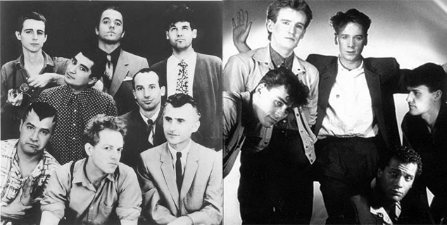 Oingo Boingo e Simple Minds