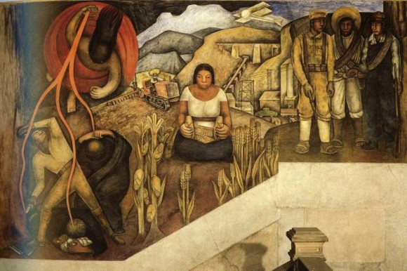 Diego Rivera - The Mechanization of the Country ( 1926)
