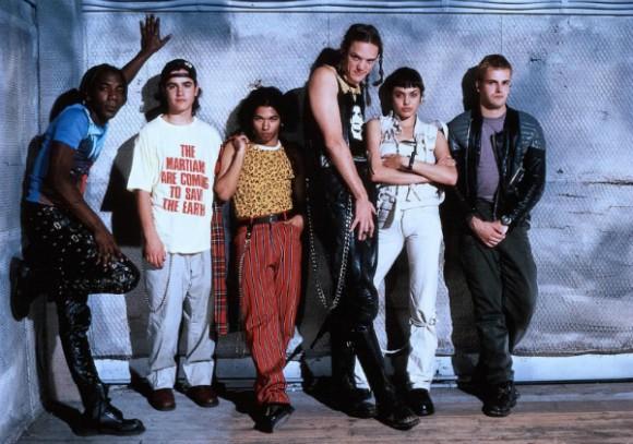 Hackers Piratas Cibernéticos 1995 - Clubbers