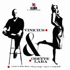 Vinícius e Odette Lara, 1963