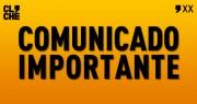 Clichecast#10.1 COMUNICADO IMPORTANTE