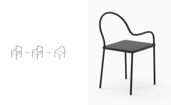 Melt Chair (2012)