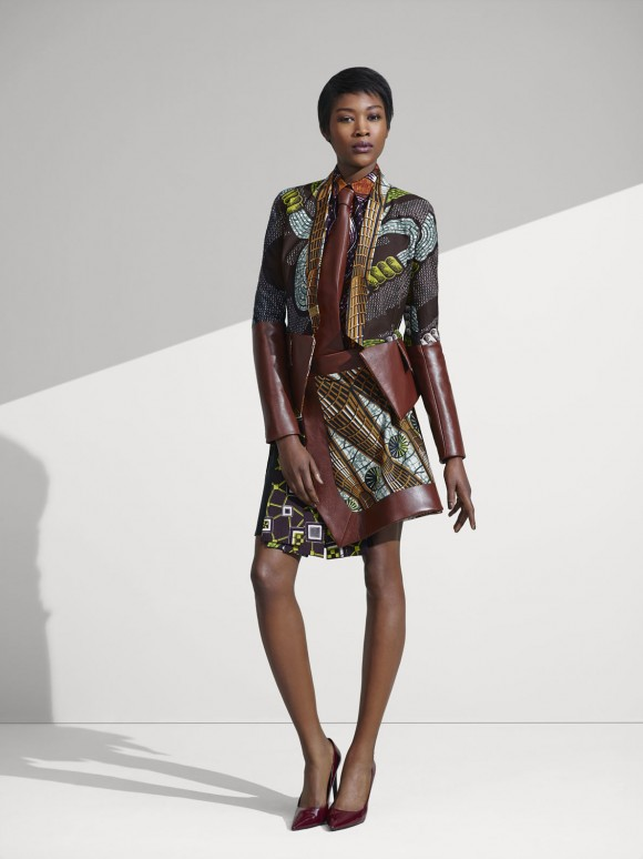 Vlisco, 2014, Q1 Hero, Fashion Looks