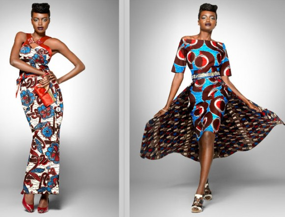 Vlisco, tresor brillant, 2011