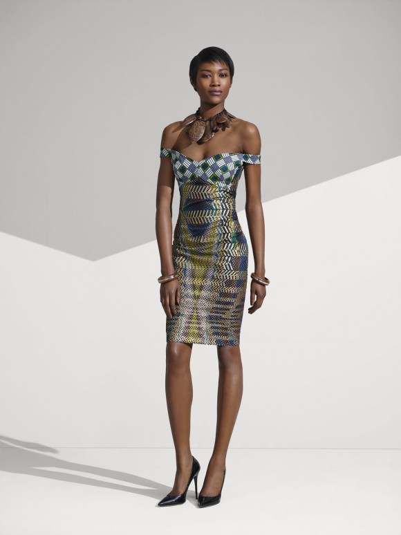 Vlisco, 2014, Q1 Hero Fashion Looks