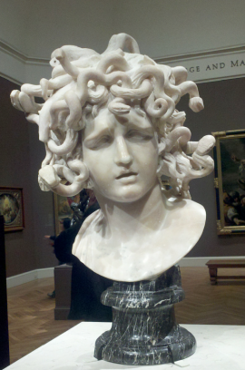 Medusa - Bernini - 1630