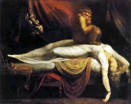O Pesadelo - Henry Fusili - 1802