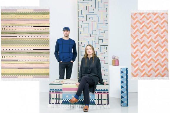 Marcus Ahren e Lina Zedig