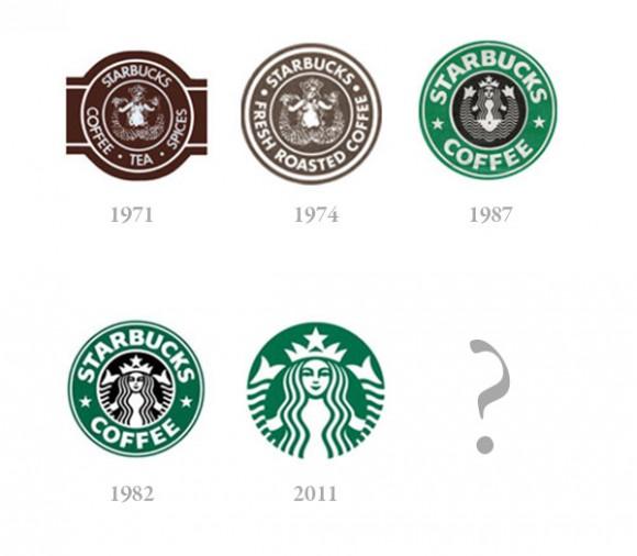 Rebrands do Starbucks | A atualização do logo em 2011 gerou controvérsias. Era necessária a repaginação de um logo tão forte e marcante?