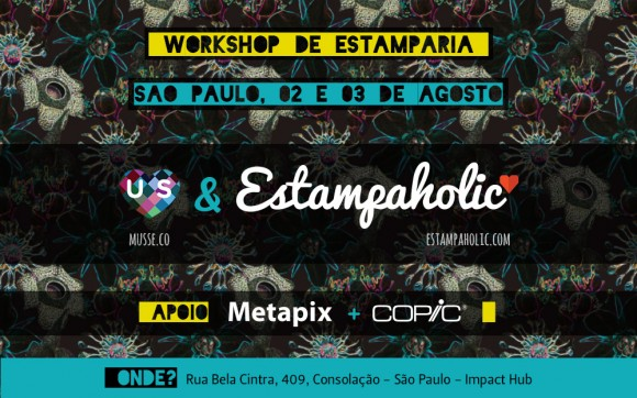 Workshop Estampaholic