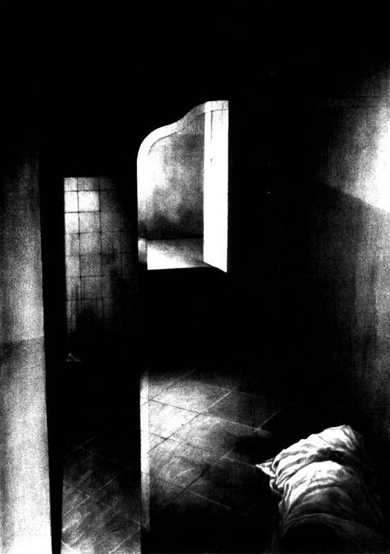 Interior con espejo, 1981