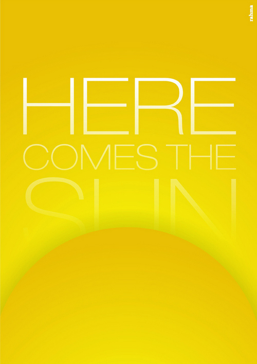 Here Comes The Sun – Beatles