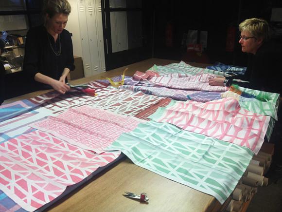 Processo criativo para TextielMuseum