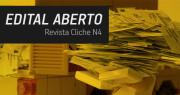 Revista Cliche N4 - Edital Aberto