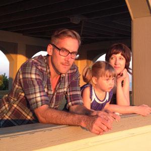 Gina & Matt e sua filhinha